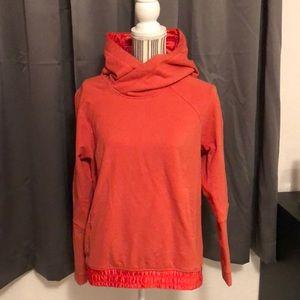 Lululemon hoodie.